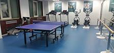 国家食品药品监督局信息中心健身房装修项目顺利完工