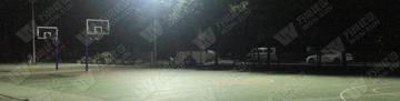 河北某部队室外运动场灯光