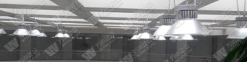 北京市某民政局羽毛球灯光改造