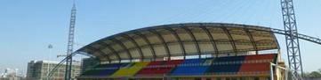 河北肃宁体育场